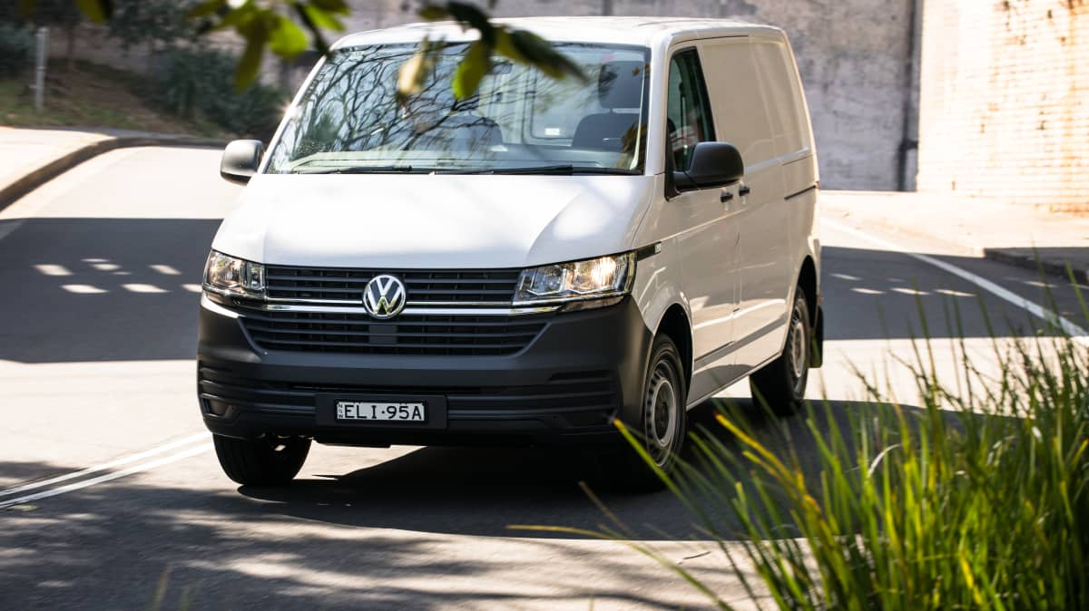 2021 Volkswagen Transporter TDI250 SWB manual review-0